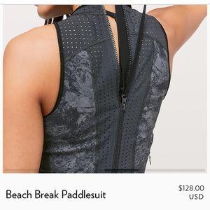 lululemon athletica Swim - Lululemon beach break Med Paddlesuit
